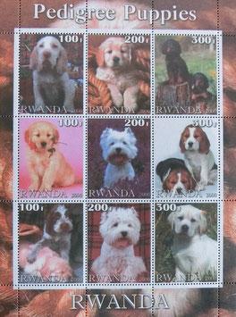 ルワンダ記念切手