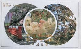 桜の通り抜け貨幣セット平成5年