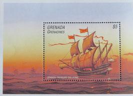 船シリーズ グレナダ共和国