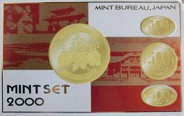 ミントセット2000年