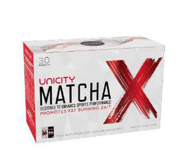 Unicity Matcha X AM/PM Duo