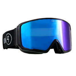 GARISH MG40 GOGGLE BLACK + GRATIS CLEAR LENS