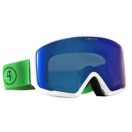 GARISH MG40 GOGGLE WHITE + GRATIS CLEAR LENS