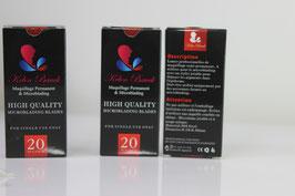 Aiguilles Micro Liner ou Lips 20 pcs boite