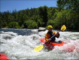 Curso de iniciación al kayak en aguas bravas 3 (2h teoría por la tarde), 4 y 5 de julio