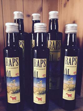 Raps-Öl kaltgepresst, naturbelassen, 250 ml