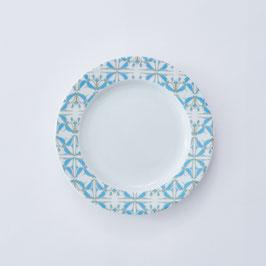 "Small plate ""Empress & Emperor"""