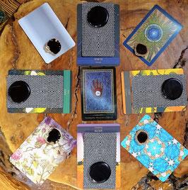 Orakel Tarot Medizinrad 9 Karten (klein) Kartenlegen Spirit