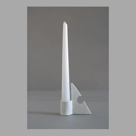 Triangle Ceramic Candle Holder