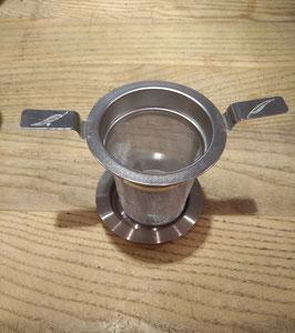Panier à thé avec support