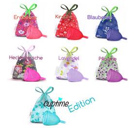 LadyCup farbig ltd. Edition