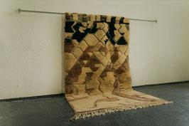 Beni Ourain Azilal Berber Teppich 2,56m x 1,47m