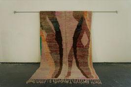 Beni Ourain Azilal Berber Teppich 2,65m x 1,56m