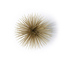 ø18 cm M Stardust Wannddekoration Wall Decoration Starburst von Mojoo Gold