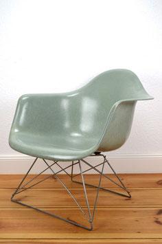 "Eames Fiberglas Armchair Sitzschale ""Seafoam Green"" Herman Miller #2"