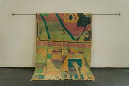 Beni Ourain Azilal Berber Teppich 2,32m x 1,55m