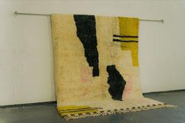 Beni Ourain Azilal Berber Teppich 2,38m x 1,74m