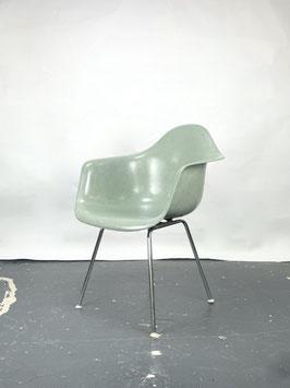 Herman Miller Eames Fiberglass Armchair in Seafoam Green