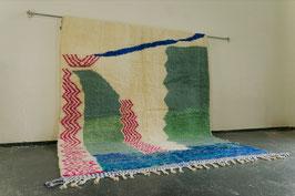 Beni Ourain Berber Teppich 2,92m x 2,24m