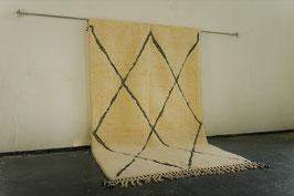 Beni Ourain Berber Teppich 2,70m x 1,58m
