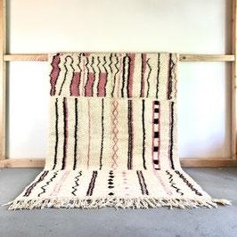 Beni Ourain Azilal Berber Teppich 2,64m x 1,58m