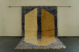 Beni Ourain Azilal Berber Teppich 2,85m x 1,81m
