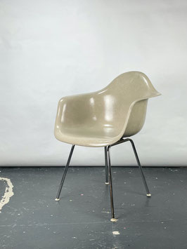 Herman Miller Eames Fiberglass  Armchair in Greige