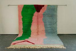 Beni Ourain Azilal Berber Teppich 2,96m x 2,10m