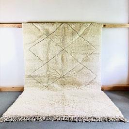 Beni Ourain Azilal Berber Teppich 2,64m x 1,57m