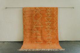 Beni Ourain Berber Teppich 2,18m x 1,56m