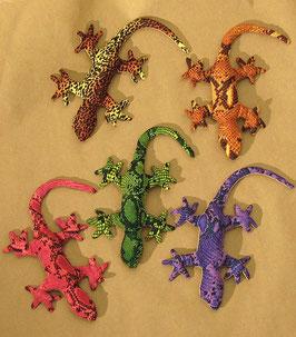 Gecko L bunt 36