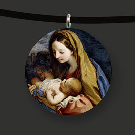 Maria mit Kind, Carlo Maratta