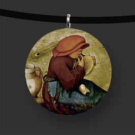 Bauernhochzeit, Pieter Bruegel d. Ä.