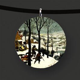 Die Jäger im Schnee, Pieter Bruegel d. Ä.