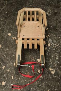 Schlitten Kindersitz