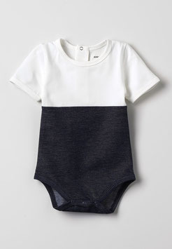 antebies Bio Baby Body Denim