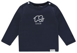 Noppies Babyshirt Elephant Navy