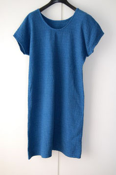 Japanese Blue Dress