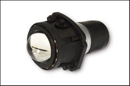 Ellipsoidscheinwerfer mit LED Positionsleuchtenring