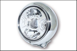 7 Zoll LED-Scheinwerfer HD-STYLE TYP 2