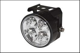 LED-Tagfahrlicht mit 4 LEDs, Rund