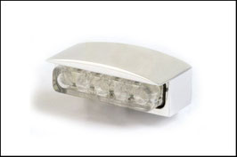 MINI-LED-Nummernschildbeleuchtung mit Alu-Gehäuse