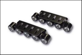 Universal LED-Tagfahrlicht mit 2 x 5 LEDs