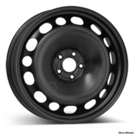 "20"" Glow Steel Wheels"