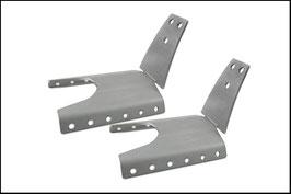 Opel Kadett C Versteifungsblech Rahmen Vorderachsaufhängung Vorderachse