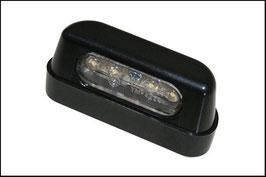 LED-Nummernschildbeleuchtung, ABS Typ1