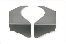 Opel Kadett C Karosserie Versteifungsblech Rahmen Spritzwand unten Motorraumversteifung