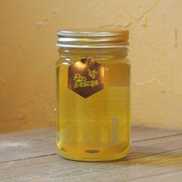 「国光養蜂場れんげ/菜の花はちみつ」と「ラズベリーはちみつ」と「れんげはちみつ」のギフトセット