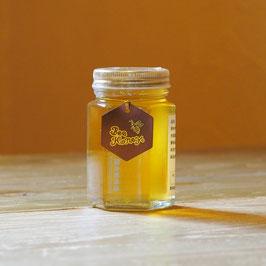 【国産純粋蜂蜜】国光養蜂場ヤマハゼ/クロガネモチはちみつ
