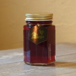 「ざくろ果汁入りはちみつ」と「ラズベリーはちみつ」のギフトセット